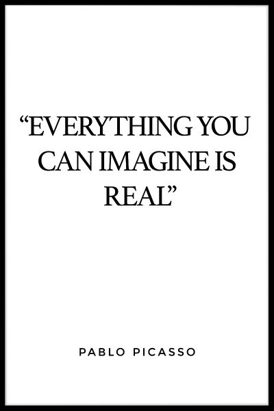 Everything You Can Imagine Poster