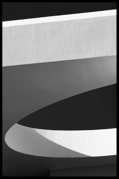 Building Abstract Poster