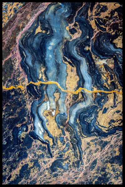 Onyx Marble Poster