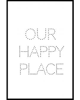 Our Happy Place N02 Poster