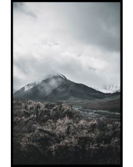 Misty Mountain N02 Poster