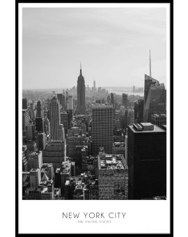New York City N04 Poster