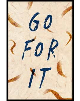 Go For It Poster