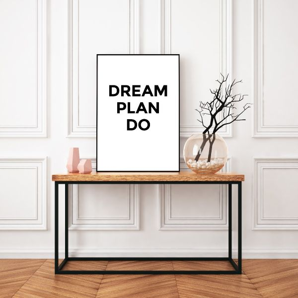 Dream Plan Do Tavla